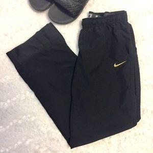 Nike Men's Black DRI-FIT Sweatpants